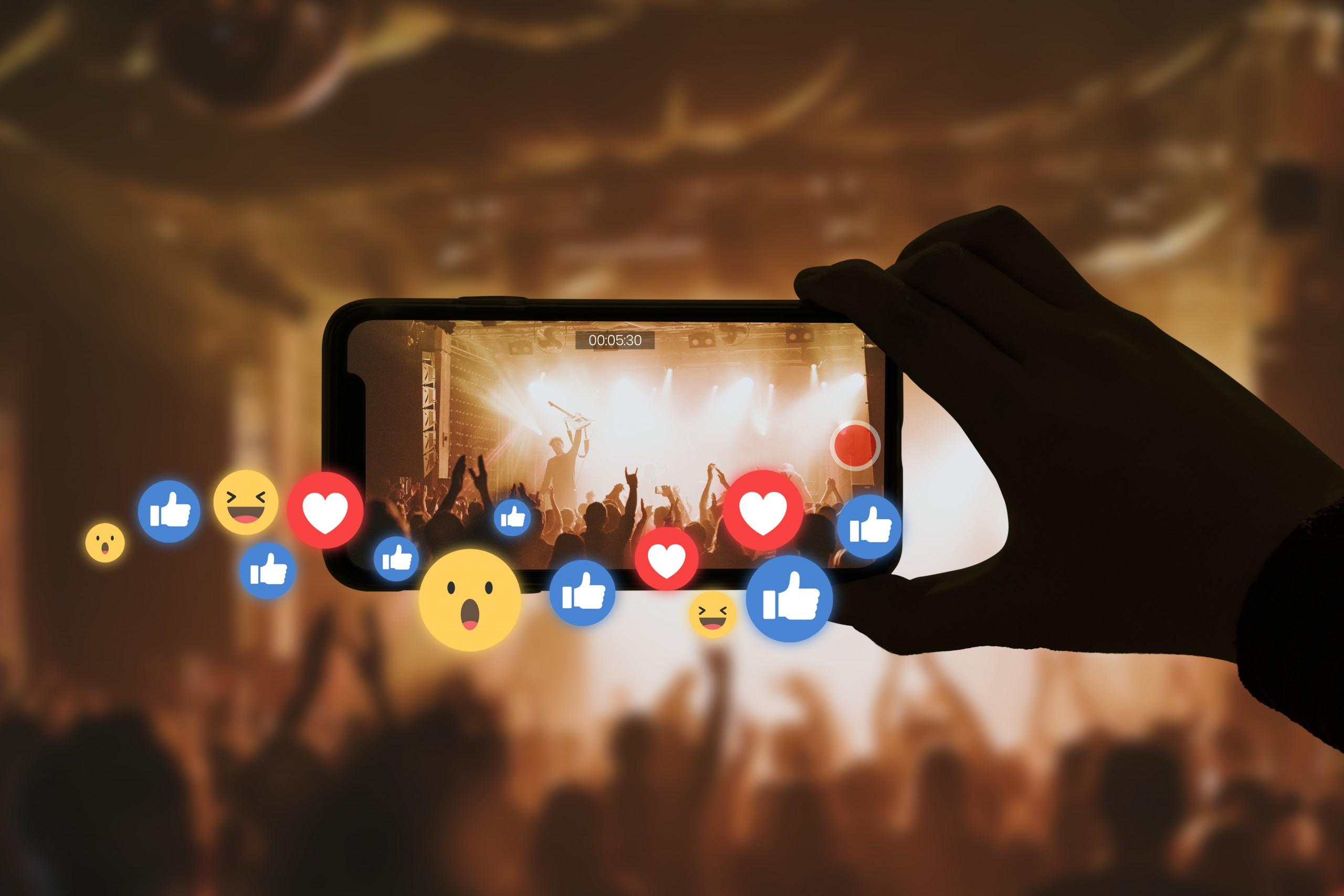 Réseaux sociaux & site Internet